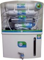 Expert Aqua Wave Standard 8 L RO, UV Water Purifier (White)