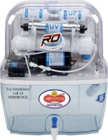 Aqua Supreme Swift 16 L RO + UV +UF Water Purifier (Transparent, Blue)