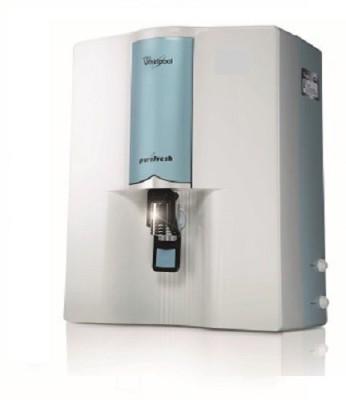 WHIRLPOOL MINERLA 90 ELITE 8.5 L RO Water Purifier (Silver, Blue)