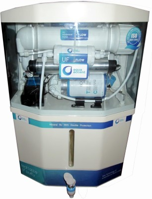 Aqua Fresh Accent 13 L RO + UV +UF Water Purifier
