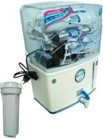 Rk Aquafreshindia Aqua Grand 12 L RO + UV Water Purifier (White)