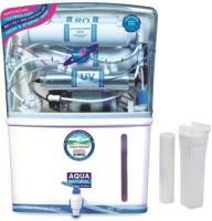Aquagrand Plus Grand Plus Ro Uv UF Tds 12 L RO + UV +UF Water Purifier (White)