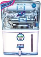 Aqua Fresh Grand+ 10 L RO, UV & TDS Controler Water Purifier (White)