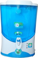 Expert Aqua Magic Plus (AAA) 8 L UV, UF, AAA Water Purifier (Blue)