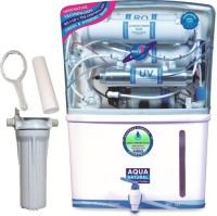 Aquagrand Plus 14 Stage 15 L RO + UV +UF Water Purifier (White)