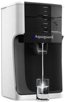 aquaguard magna uv 7 L UV Water Purifier (black and white)