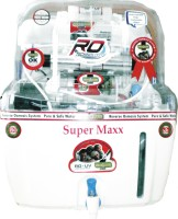Super Maxx Swift 12 L RO+UV+UF+TDS Controller Water Purifier (White)