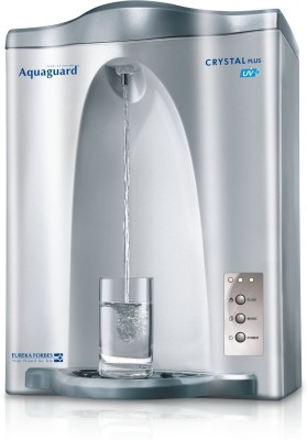 Aquaguard Crystal Plus UV Water Purifier (White)