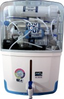 Magiks Magiks G03_A 10 L RO + UV +UF Water Purifier (White, Blue)