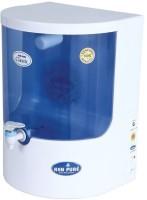 Kenpure Kp Classic-01 10 L RO Water Purifier (White, Blue)