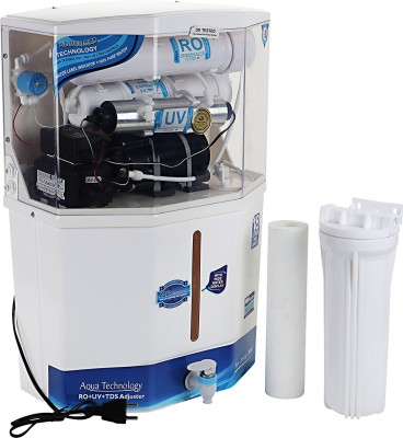 Aqua Supreme Solid Appeal 18 Litre RO + UV +UF Water Purifier