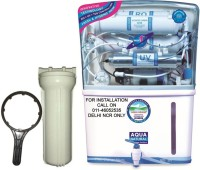 Aquagrand Plus Aqua Grand 12 Stage RO+UV+UF+TDS+MINERAL 15 L RO Water Purifier (White, Blue, MEROON, TRANSPARENR)