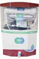 Classic Aqua Fresh Accent 12 L RO + UV Water Purifier (Burgundy)