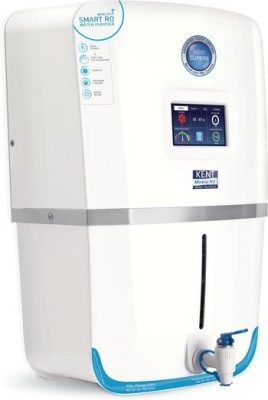 Kent Superb 9 L RO + UV +UF Water Purifier (Off White & Marine Blue)