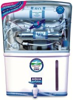 Aqua Fresh Classic Plus Stage 14 12 L RO + UV +UF Water Purifier (White)