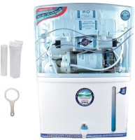 Volvic Aquagrand Plus 15 LTR With Prefilter And Minerals RO + UV +UF 15 L RO + UV +UF Water Purifier (White)