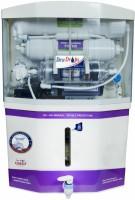 Dew Drops Platinum Advance 10 L UV Water Purifier (White)