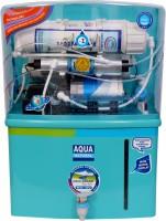 Kem Flow Gold Aqua Grand 10 L RO + UV Water Purifier (Green)