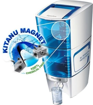Eureka Forbes Aquasure Aspire 16 L UV Water Purifier (White, Blue)