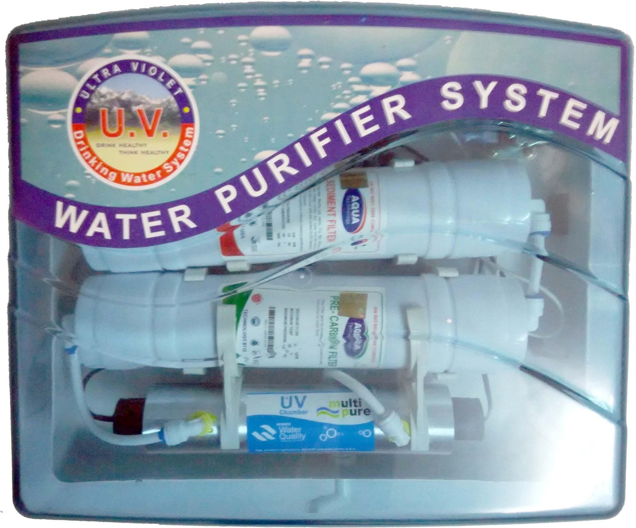 Aquafresh 4 Stage 50 L UV Water Purifier