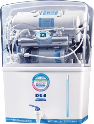 Kent Grand Plus 8 L RO + UV +UF Water Purifier