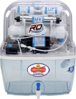 Aqua Supreme Aqua Swift 16 L RO + UV +UF Water Purifier (Transparent, Blue)