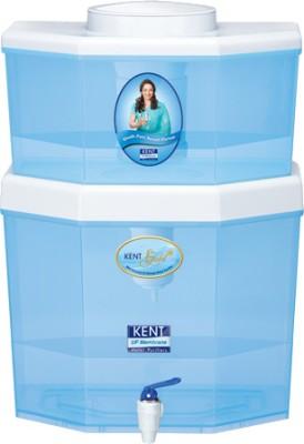 Kent Gold Star 22 L UF Water Purifier (White & Blue)