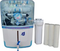 ETPL PRIME RO With UV+UF+MINERAL CATRIDGE+TDS CONTROL And Pre Filter Set 10 L RO + UV +UF Water Purifier (White)
