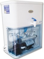 Eurotech Crystal Plus 10 L RO + UV +UF Water Purifier (White)