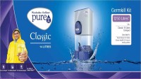 Hindustan Unilever Compact 1250 L Gravity Based Water Purifier (White, Black)