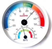 AccuTemp Thermo Hygrometer IP-THM-301W Weather Station