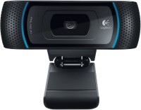 Logitech B910  Webcam (Black)