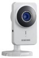 Samsung Samsung SNH-1011 Wireless IP Camera  Webcam (White)