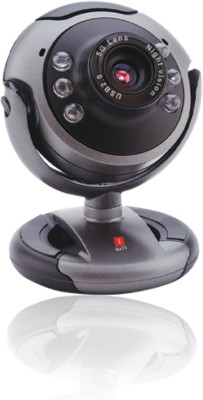 iBall CHD 20.0  Webcam (Black)