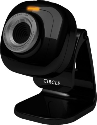 Circle HD 720P With Built In Microphone Webcam