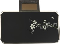 Emob Personal Weight Machine Portable Weighing Scale (Black)