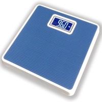 WhiteCherry Digital Personal Bathroom Health Body Weighing Scale (Blue)