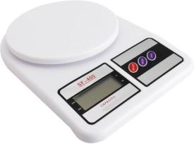 Kairos 1g to 10Kg Digital Kitchen Weighing Scale