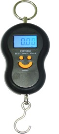 Venus A-04 Black Digital Luggage Travel Cylinder Raddi 40 Kg Weighing Scale