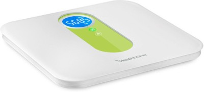 Healthline Digital Family Weighing Scale White, Green