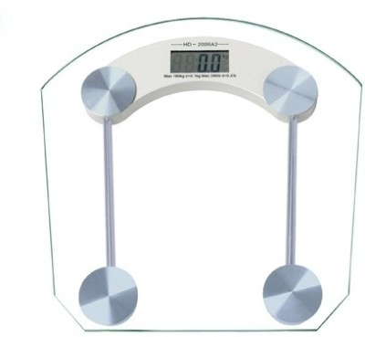 Accedre Digital Thick Glass Measurement Machine Weighing Scale Silver, White, Transparent