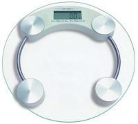 MTC Digital Display 150 Kg Personal Bathroom Weighing Scale (White)