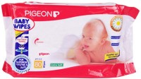 Pigeon Baby Cotton Chamomile Wipes (80 Pieces)