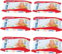Pigeon Baby Wipes (6 Pieces)