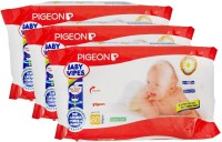 PIGEON BABY WIPES (3 Pieces)