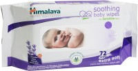 Himalaya Soothing Baby Wipes - 72 Pieces X 3 (3 Pieces)