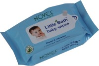 Novel Baby Wipes (12 Pieces)
