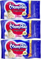 Mamy Poko Soft Baby Wipes (3 Pieces)