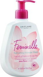 Oriflame Sweden Feminelle Refreshing Intimate Wash