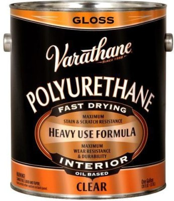 Varathane 9031 Gloss, Clear, Oil Based Wood Varnish